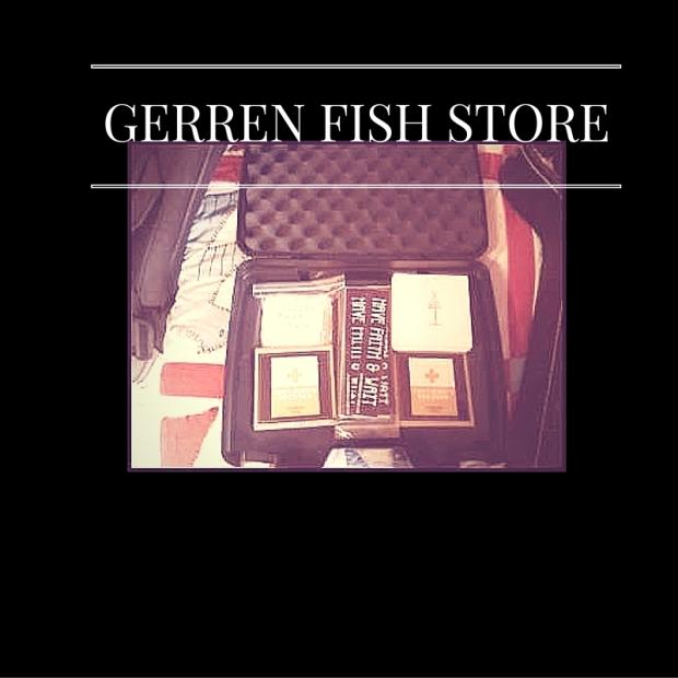 GERREN FISH STORE